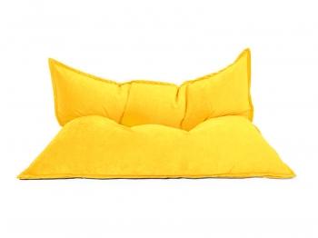 Кресло подушка Yellow Velvet