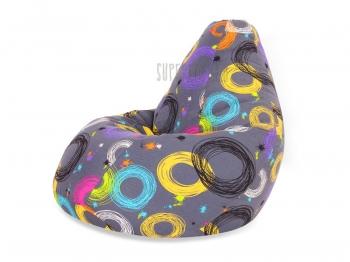 Кресло мешок L Circle
