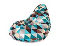 Кресло мешок груша XXL Diamonds