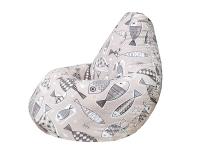 Кресло мешок груша XL Fish