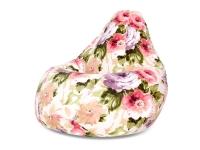 Кресло мешок груша XL Flowers