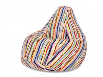 Кресло мешок груша XXL Lines