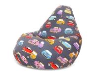 Кресло мешок груша XL Mini Cooper