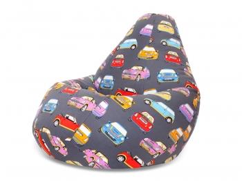 Кресло мешок груша L Mini Cooper