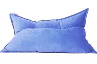 Кресло подушка Light Blue Velvet