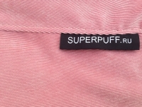 Ткань для кресла мешка Pink Velvet