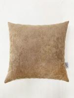 Декоративная подушка Velour Beige