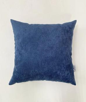 Декоративная подушка Velour Dark-Blue