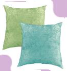 Подушки декоративные 35х35см Velour  2 шт (цвет на выбор)